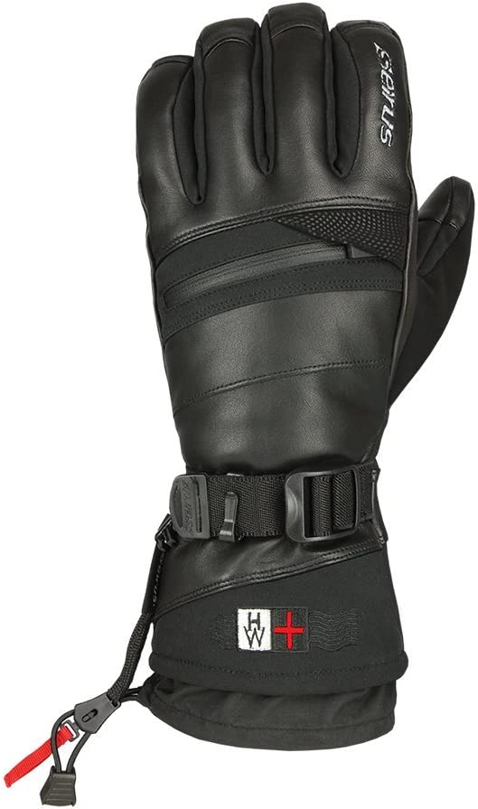 Seirus Mens ST Heatwave Plus Ascent Glove