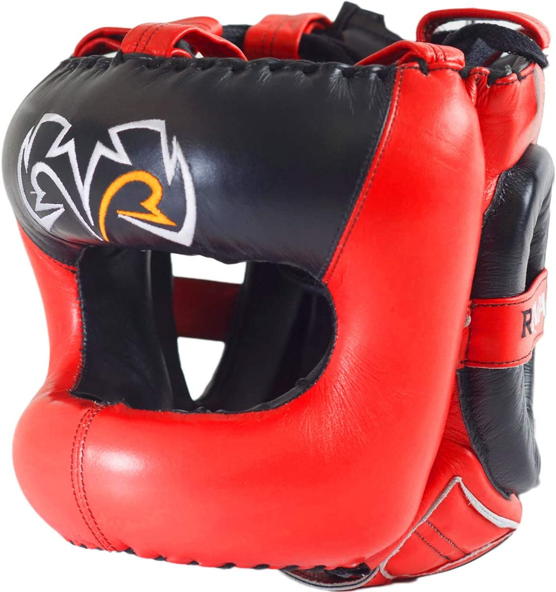 RED//BLACK RIVAL RHGFS3 FACE-SAVER BOXING HEADGUARD