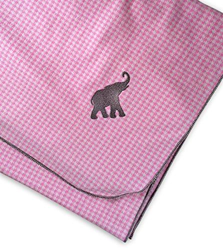Gift For Baby Alabama Crimson Tide Nursery Bundle Pink by Mimis Favorite (Image #1)