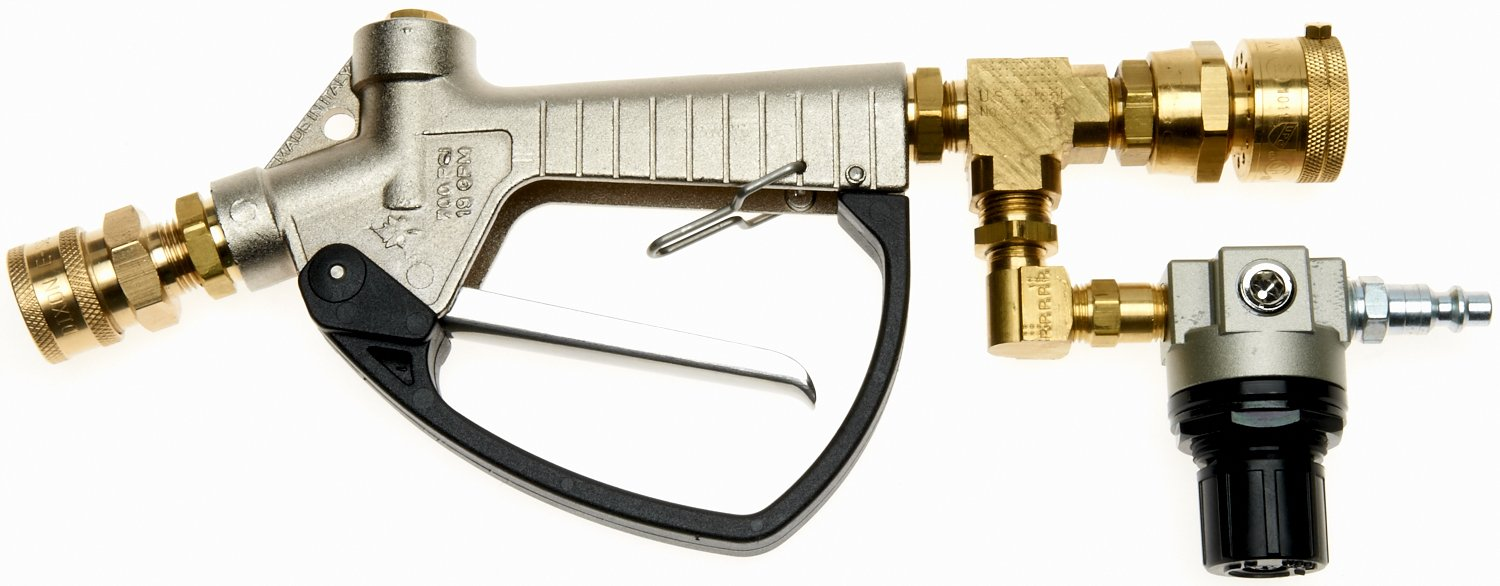 ACDelco 91002-2 Professional Cooling System Flush Tool Pulsating Gun Assembly