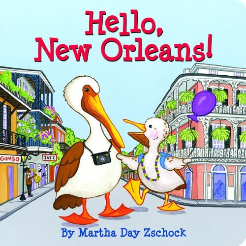 Hello, New Orleans!