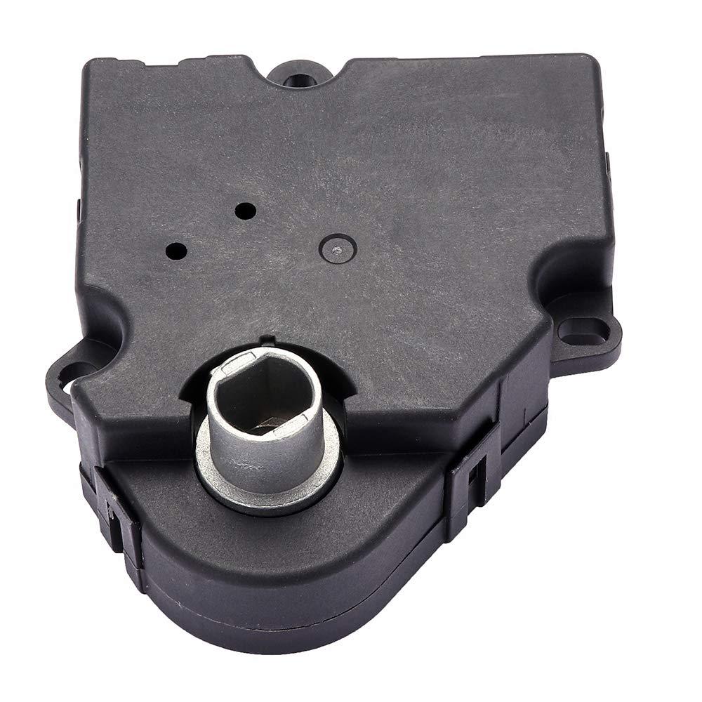 HVAC Air Door Actuator-Fit for 2004-2007 Buick 2002-2006 Cadillac 1999-2009 Chevrolet 1999-2009 GMC 2003-2008 Isuzu 2003-2004 Oldsmobile 604-120 15-73599 89018373 89018678 Blend Door Actuator
