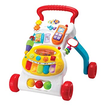 winfun Trotteur Musical (colorbaby 44727)