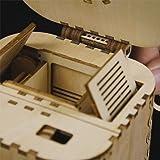 ROKR 3D Wooden Puzzle-Model Building Kits-DIY