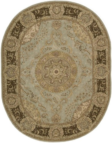 Nourison 2000 Collection Oval Rug - 9