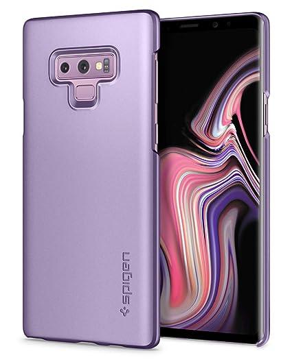 check out b806a 056e3 Spigen Thin Fit Case Desgined for Samsung Galaxy Note 9 (2018) - Lavender  599CS24568