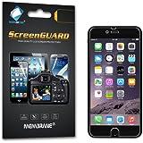 """3 x Membrane Films de protection écran Apple iPhone 6 / 6S 2015 (4.7"""") - Ultra clair, kit d'installation"""