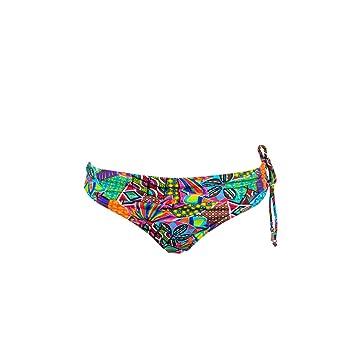 Maillot de bain culotte à revers multicolore Habanera (Bas) - 44 ... 12e30daf6b2