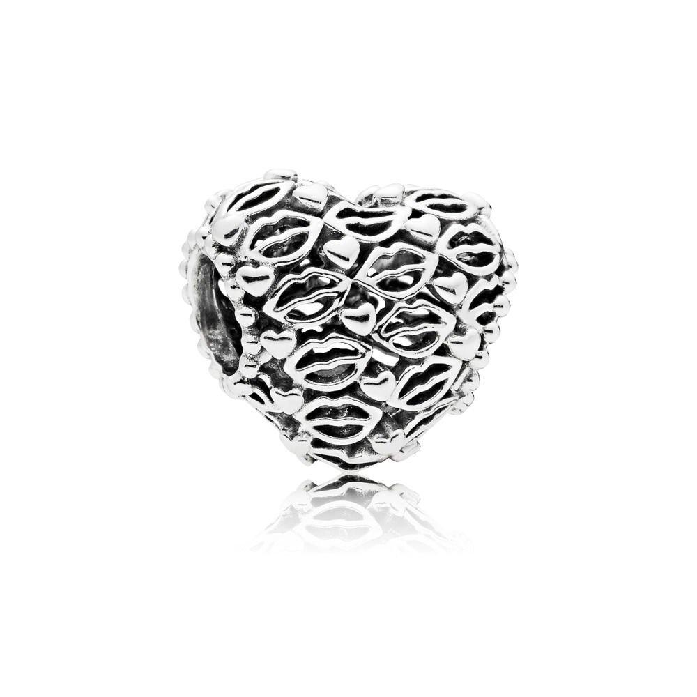 PANDORA Love & Kisses Charm, 796564