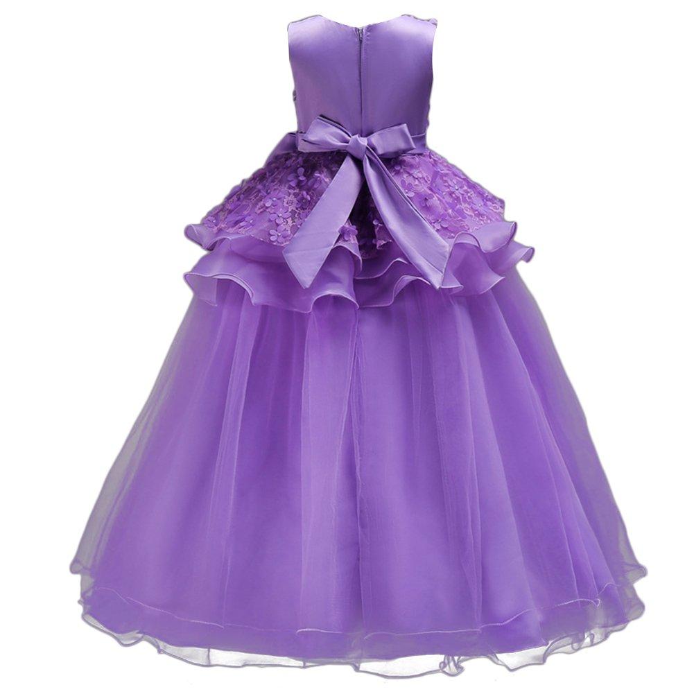 IWEMEK - Vestido diseño B01AW61J2Y de boda con diseño de princesa de ...