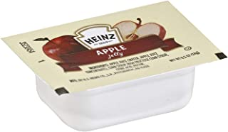 product image for Heinz Apple Jelly Single Serve Packet (0.5 oz Packets, Pack of 200)