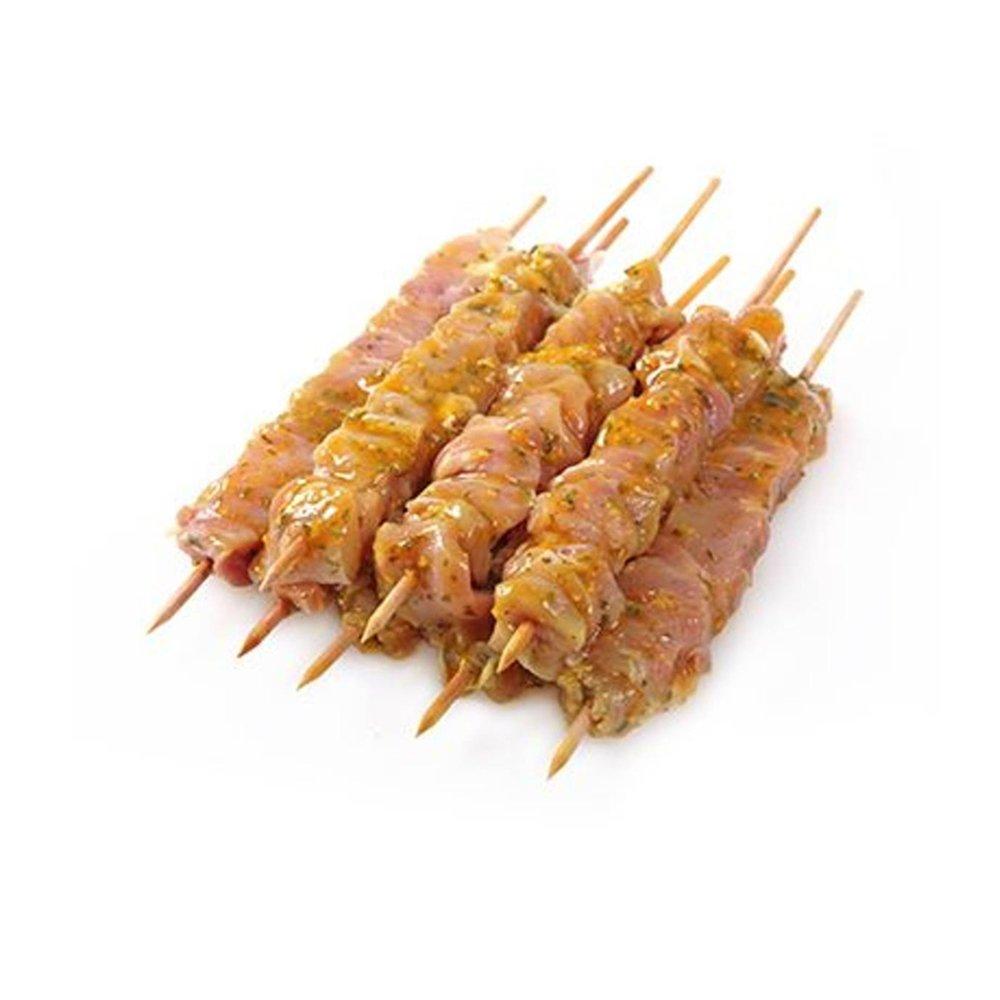 Id/éal pour brochettes de viande l/égumes Qualit/é et R/ésistance test/ée 25 cm fruits et bonbons disponibles en plusieurs Tailles 100 bois pour brochettes en Bamboo /à usage unique