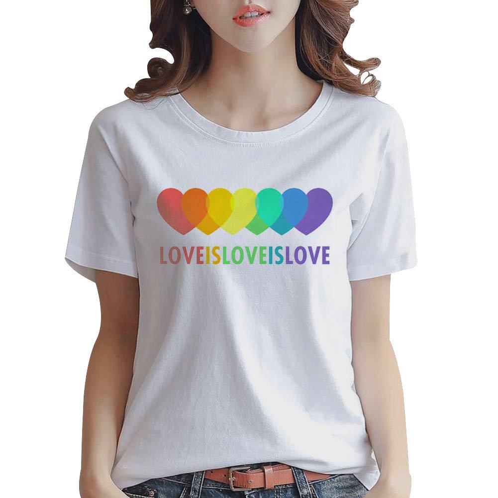 Nanafast Lgbt Pride T Shirt Rainbow Lesbian Flag Colors Ts Gay Pride Month Wear 18