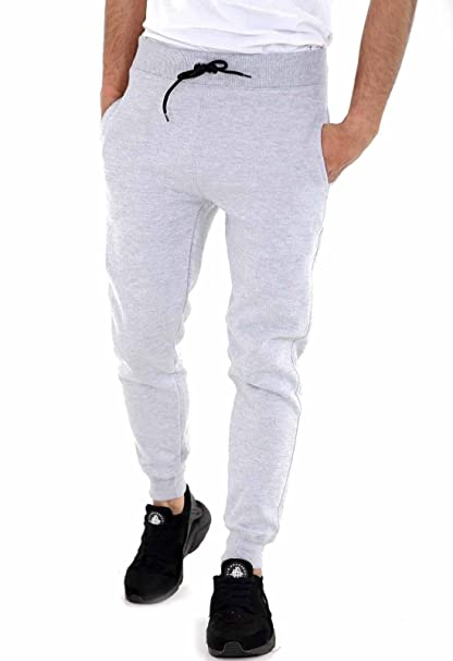 Kids Boys Girls Joggers Jogging Pants Trackie Bottom Fleece Casual Trouser 2-12Y