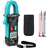 HASAGEI Smart Auto-ranging T-RMS Digital Clamp Meter, 2 Easy Buttons Intelligent Multimeter That Accurately Measures…