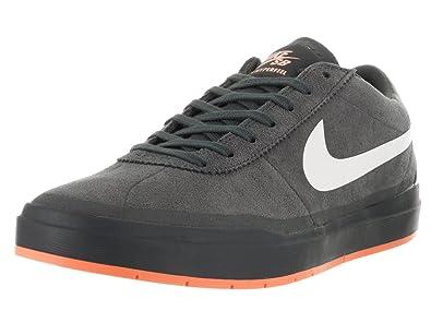 NIKE Men's Bruin SB Hyperfeel XT Anthracite/White Clay Orange Skate Shoe 8  Men US