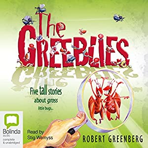 The Greeblies Audiobook