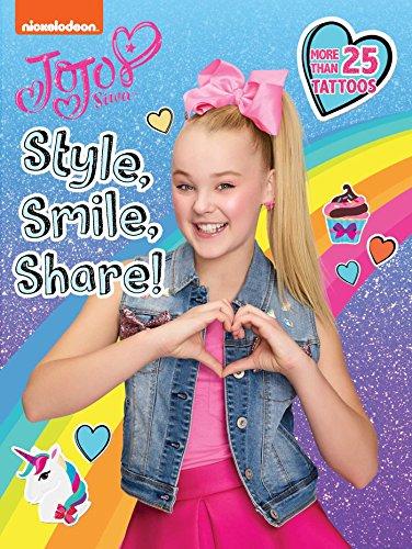 Price comparison product image Style, Smile, Share! (JoJo Siwa)