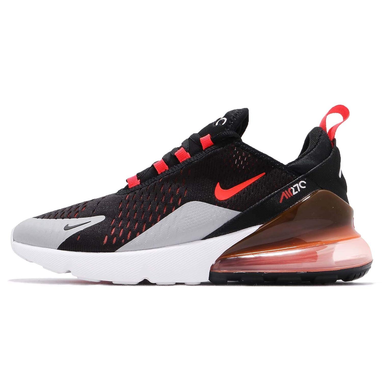 Nike Air Max 270 Mens Running Trainers AH8050 Sneakers Shoes (UK 10 US 11  EU 45, Black Bright Crimson 015): Amazon.in: Shoes & HandbagsAmazon.in