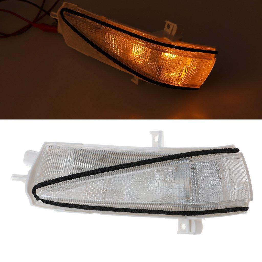 Specchietto retrovisore sinistro LED indicatori di direzione lampeggiatore luce per Honda Civic FA1/2006/ /2011