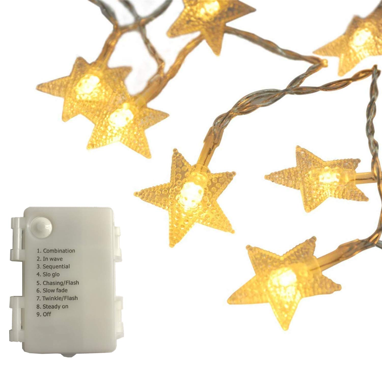 Star String Lights: Amazon.com