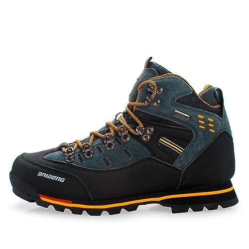 Scarpe da Trekking da Trekking Impermeabili Invernali con Scarponi da Neve  Scarpe da Trekking Casual da 9a0a659fc27