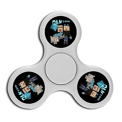 Amazon Com Triangle Dan Tdm High Speed Finger Fidget Spinners Toy