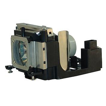 Philips Lámpara carcasa para Canon LV-8227 A/lv8227 a Proyector ...