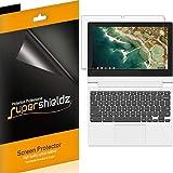 (3 Pack) Supershieldz Designed for Lenovo Chromebook C330 11.6 inch Screen Protector, 0.23mm, Anti Glare and Anti Fingerprint