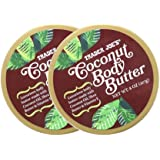 2 Packs Trader Joe's Coconut Body Butter
