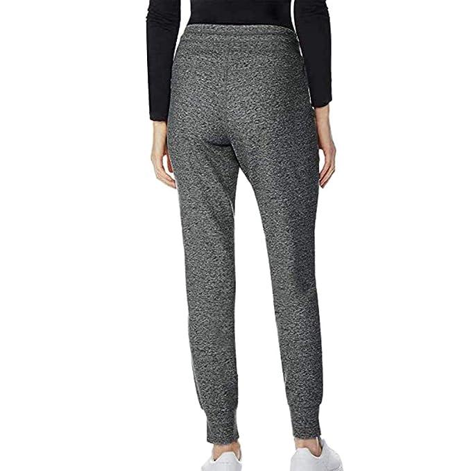 2019 Ladies Tie Casual Pants Loose Sports Yoga Pencil Pocket ...