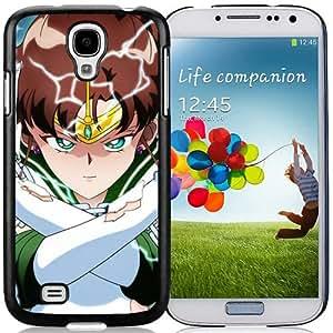 Sailor Moon Sailor Jupiter Black Best Sale Fantastic Samsung Galaxy S4 Cover Case