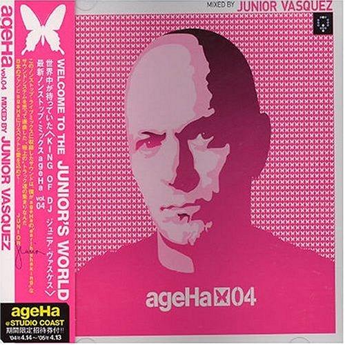 Ageha V.04: Mixed By Junior Vasquez