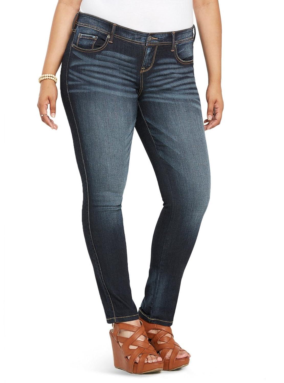 Torrid Premium Stretch Luxe Skinny Jeans - Dark Wash