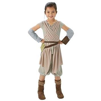 Amakando Traje de niña Start Wars Disfraz Infantil de Rey M ...
