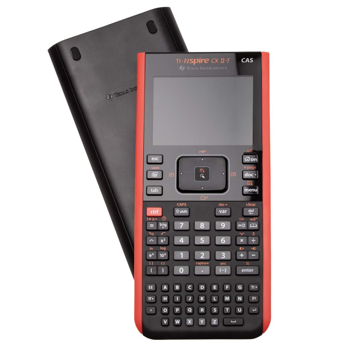 Farbdisplay TI-Nspire CX II-T CAS Grafikrechner