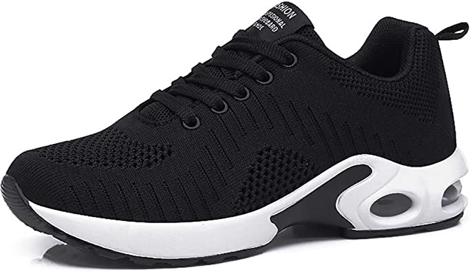 GAXmi Womens Trainers Air Cushion Mesh