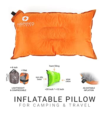 Inspired Equipment Camping Pillow