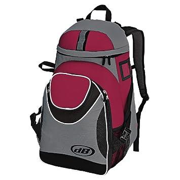 Amazon.com: DeBeer Lacrosse rosa Gear Pack mochila Bolsa ...