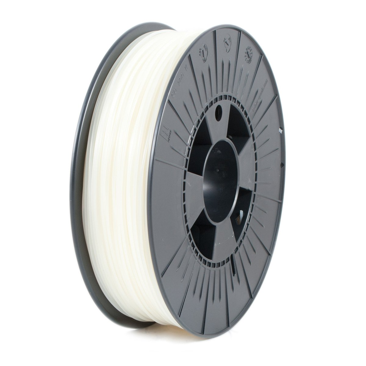 Ice Filaments ICEFIL1PLA001 Filamento PLA, 1,75 mm, 0,75 kg, Natural