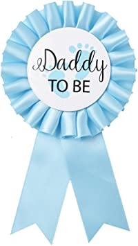 Daddy To Be Rosette
