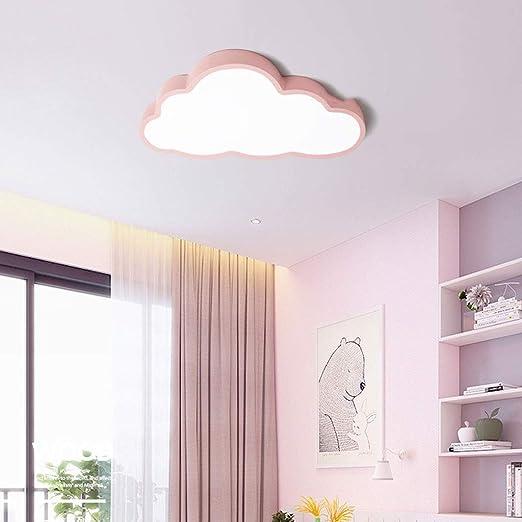 Lámpara TechoCuarto De Dibujos Nube ZCY De Niños Los SzVULMGpjq