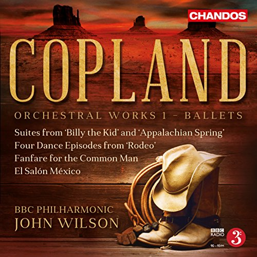 Copland: Orchestral Works, Vol...
