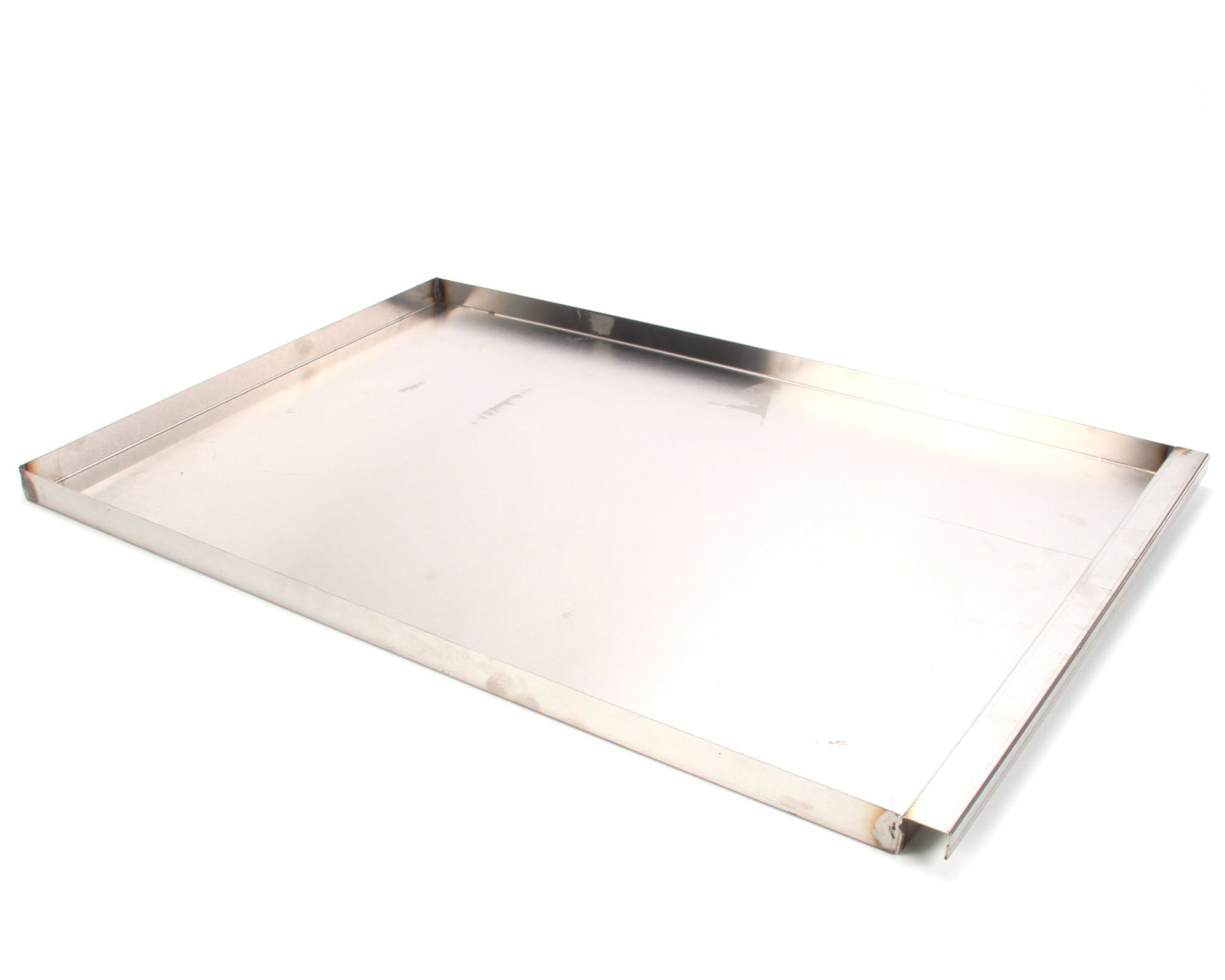 Town Food Service 227220 Drip Pan, 19-1/4 x 29-1/4-Inch, Stainless Steel