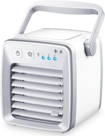Aire Acondicionado Móvil Portátil USB Ventilador Humidificador ...