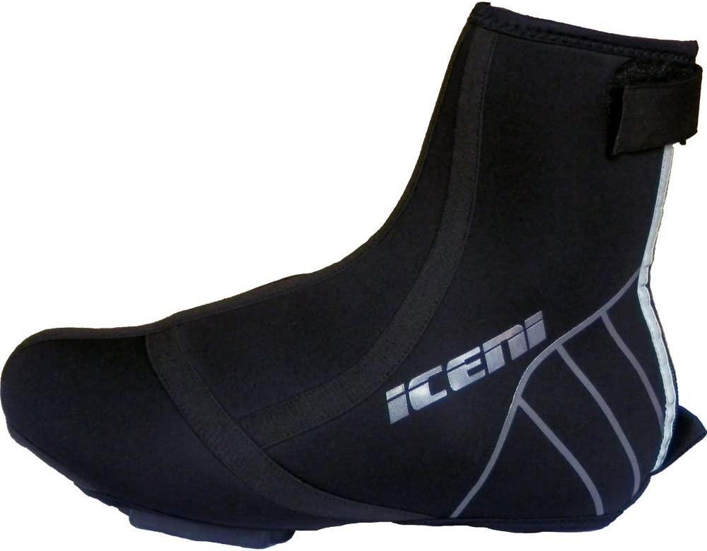 Iceni Cold Weather Cycling Overshoes For Extreme Cold Rain and Dirt.