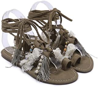 Femmes Pompe Talon Plat Croix Bretelles Sandales Chaussures De Mode De Mode Clip Toe Slingbacks Gland Bowknot Gladiateur Occasionnel Chaussures Boho Colormatch Vacances Chaussures Eu Taille 34-40