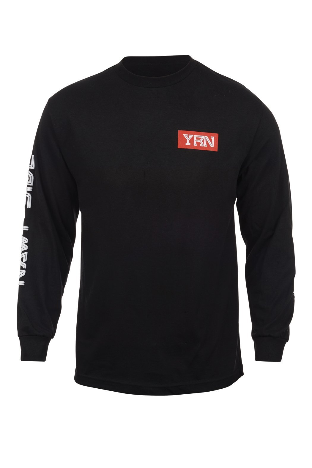 Yung Rich Nation Official Migos Clothing Brand- NAWF Side Long Sleeve Tee Shirt - Authentic