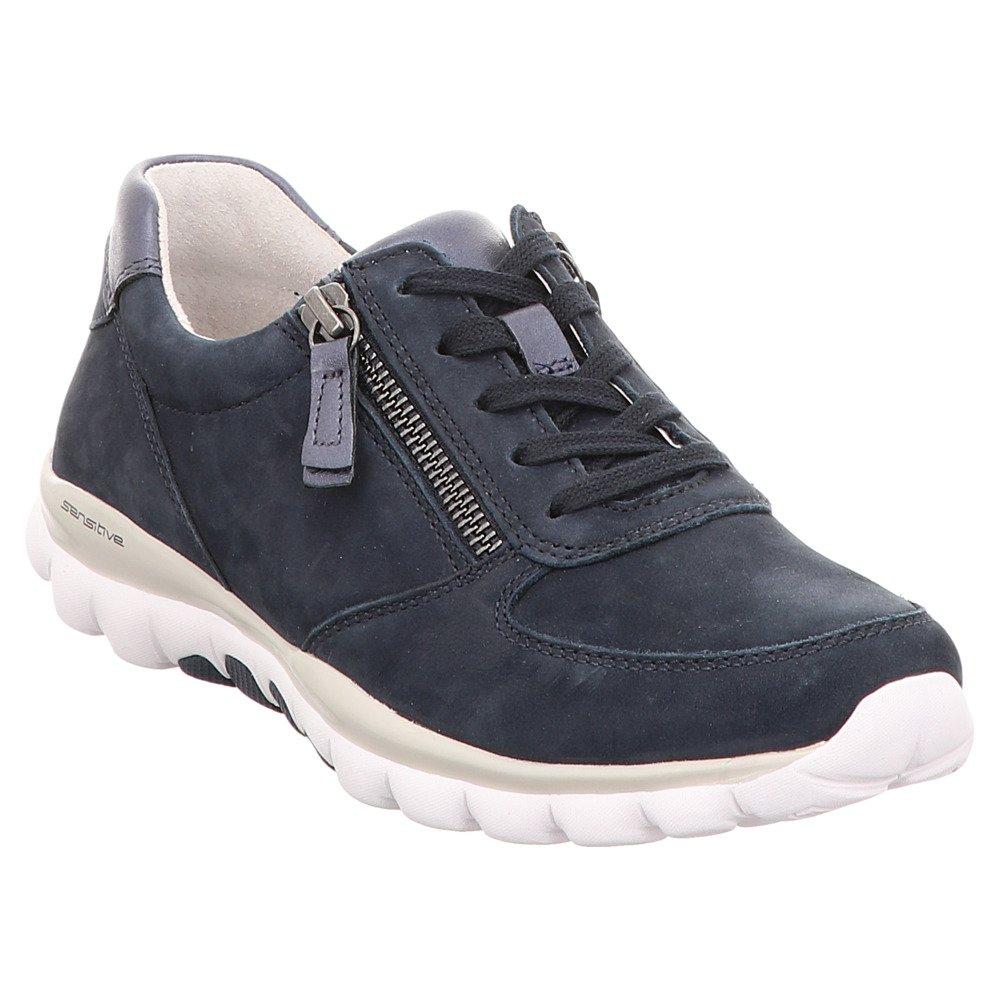 Gabor 86.968.46 - Zapatos de cordones para mujer 41 EU|Azul