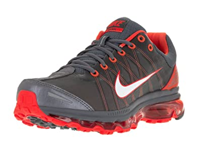 Nike Men s Air Max 2009 Dark Grey White Vivid Orange Running Shoe 7. 5 Men  US  Buy Online at Low Prices in India - Amazon.in d4c653af0